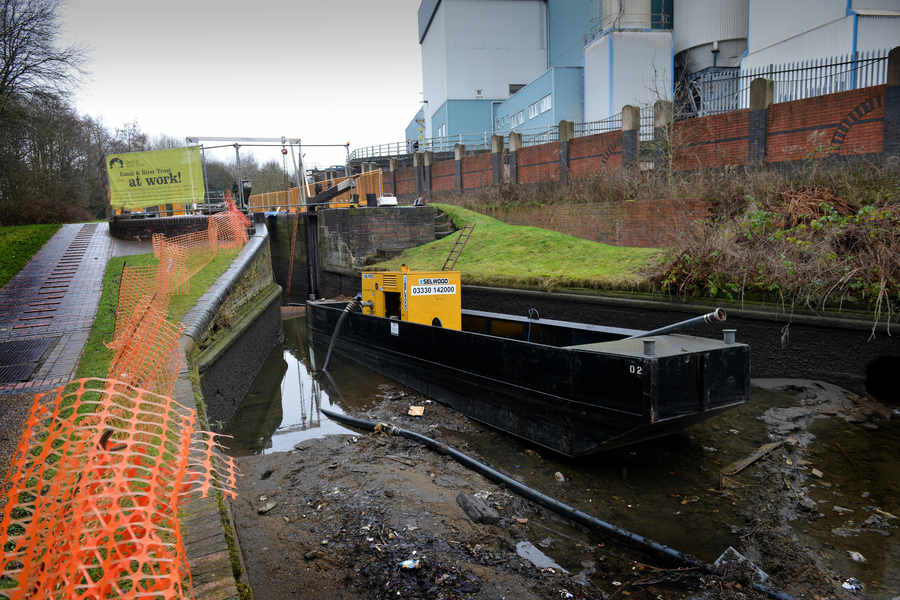 Wolverhampton Canal Renovations