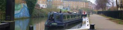 Narrowboat No Problem