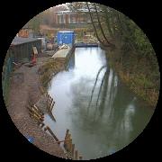 Thames & Severn Canal - Wallbridge, Stroud - Lower Lock