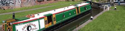 Narrowboat AreAndAre
