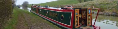 Narrowboat Derwent6
