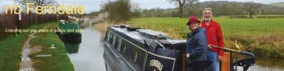 Narrowboat Ferndale