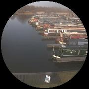 Great Haywood Marina Webcam