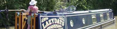 Narrowboat LazyDays