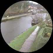 Bridgewater Canal at Lymm