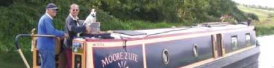 Narrowboat Moore 2 Life