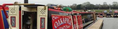 Narrowboat OakApple