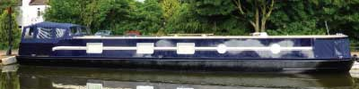 Narrowboat Still Rockin'