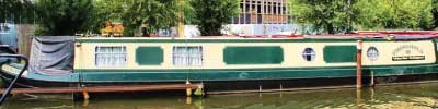Narrowboat Stronghold