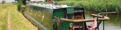Narrowboat Tickety Boo