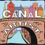 Canal Artist