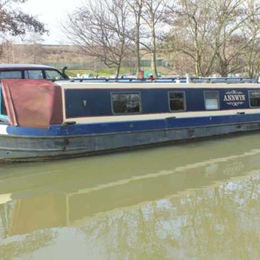 Tradition Style Narrowboat  For Sale