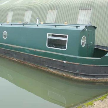 Narrowboat of the Day