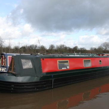 Tizmine – 50 Foot Semi-Trad Narrowboat for Sale