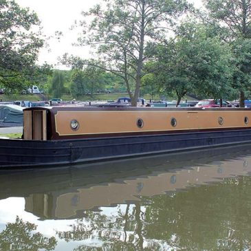 Mojagulu – A Beautiful 2015 Cruiser Stern Narrowboat, For Sale
