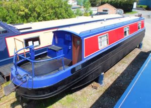 Narrowboat Gemini III