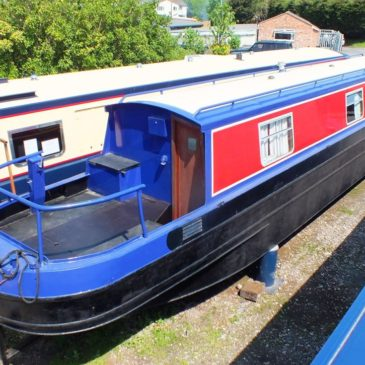 "Our Canal List ""Boat of the Day"" is Gemini III"