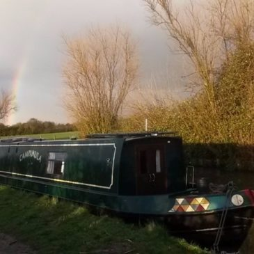 Campanula – 50ft. Traditional Stern Narrowboat (1996) For Sale