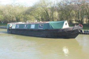 Narrowboat Knot So Fast