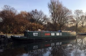 Narrowboat Sobek