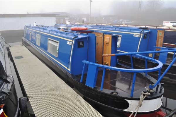 Wendy of Freeth – 45ft., Cruisrer Stern Narrowboat, For Sale