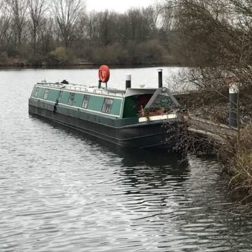 Intrepid – 60ft. Traditional Style Narrowboat – For Sale