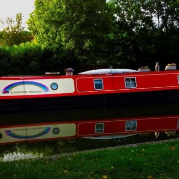 Rainbow Chaser – 53ft. Traditional Stern Narrowboat – For Sale
